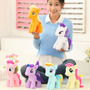 Peluches My Little Pony 25 Cm Musicales $ 8.500