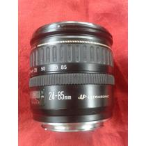 Lente Canon Ef Ultrasonic 24-85mm
