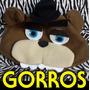 Gorros Five Nights At Freddy S Fnaf Foxy Freedy Bonnie Chica