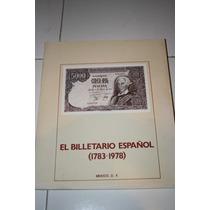 El Billetario Español 1738-1978 Exposicion De Monedas