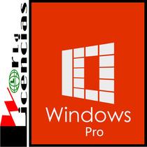 Windows 10 Pro Professional Licencia Original Para 1 Pc
