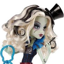 Boneca Frankie Stein Monster High - Freak Du Chic Mattel