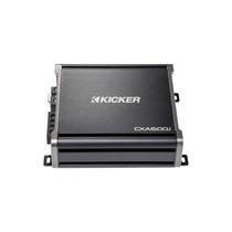 Kicker - Cx Serie Cxa6001 1200w Clase D Amplificador Mono Co