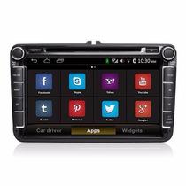 Estereo Pantalla Caska Volkswagen Vw Amarok Android Gps Dvd