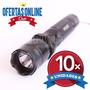 Linterna Electroshock Defensa Personal 10 Unidades