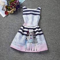 Vestido Juvenil Niña Adolecente Talla 6 8 10 12