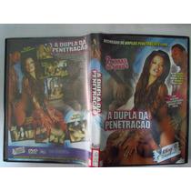 Dvd A Dupla Penetração Sexy Diamond Janet Jacme Original
