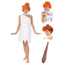 Disfraz Wilma Vilma Picapiedra Flintstone Mujer Adulto