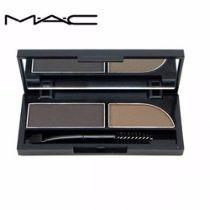 Sombras De Cejas Mac Mayor Y Detal Maquillaje