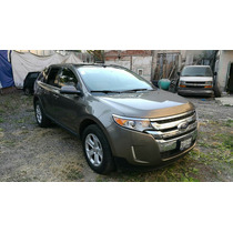 Ford Edge 5p Limited Aut 3.5l V6 Piel Q/c 2012