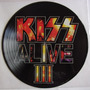 Kiss -picture Disc- Alive 3