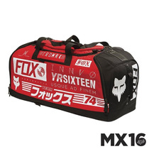 Maleta Mochila Fox Podium Union Rojo 2016