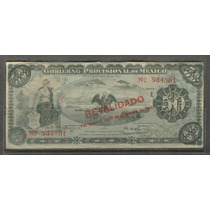 Mi-df-51 Billete Del Distrito Federal De 50 Pesos