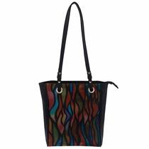 Bolsa Mano Dama Color Multicolor Jennyfer Casual