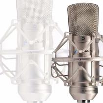 Sjf Microfone Arcano P/ Estúdio St-01 Condensador