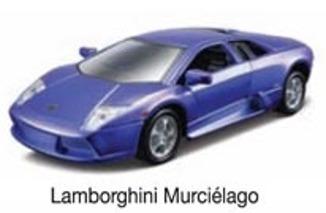Maisto 1 40 Lamborghini Murcielago Azul R 33 44 Em Mercado Livre