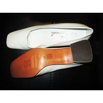 Zapatos De Mujer Gasel 100% Cuero Nuevos