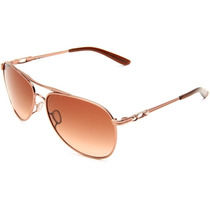 Oakley Daisy Chain Rose Gold / Vr50 Brown Gradient Oo4062-01