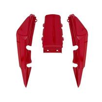 Rabeta Completa Cg Titan 150 Ex 2010 Vermelho Maceio Protork