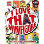 Libro Lego: I Love That Minifigure-original