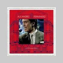 Fernandez Alejandro Confidencias Reales Cd + Dvd Nuevo