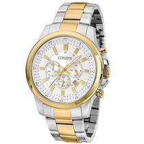 Relógio Cronógrafo Social Citizen Tz20448b
