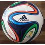 Minibola Brazuca Original Da Copa Do Mundo 2014