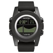 Relógio Masculino Nixon Unit Tide Black