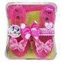 Zapatos Minnie Mouse Niñas Menores De 3 Años
