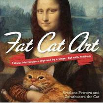Fat Cat Arte: Obras Maestras Mejoradas Por Un Gato Del Jengi