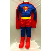 Superman Disfraz Tipo Superman