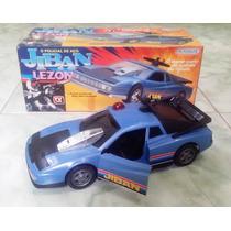 Carro Lezon Jiban Glasslite Anos 80 Com Caixa Original Raro!