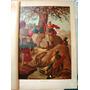 Litografia Color Pinta A Mano 1883 26 Original Mitologia Etc
