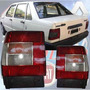 Faro Trasero Fiat Duna Idea Modelo 1996 Al 2001 (acrílico)