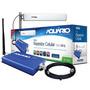 Mini Repetidor Celular E 3g Aquario 1800mhz Mod Rp1860 60db