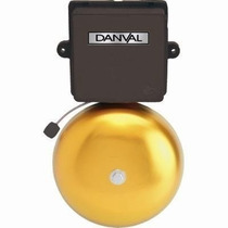 Campainha De Alarme Danval Ca02 - 110v