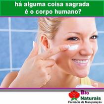 Creme Facial Chá Verde Glicolico 5% - Second Skin 76% - 186