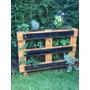 Huerta Vertical Organica Con 18 Plantines