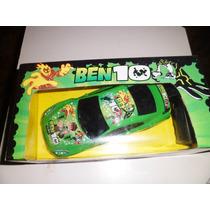 Carro A Control Remoto Ben 10