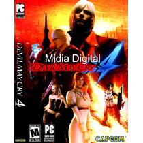 Devil May Cry 4 Pc Envio Em 5 Minutos Original!!