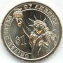 Monedas De Dolar Presidentes Estados Unidos 2007- 2015