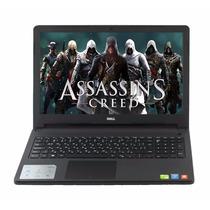 Notebook Dell Core I7 6500u 6ºgen 8gb 1tb Placa De Video 4gb