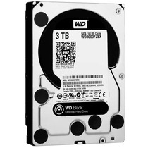Disco Rígido Hd Wd Caviar Black 3tb 6gb Sata 3 64mb 7200 Rpm