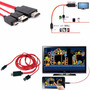 Cable Hdmi To Usb Micro Mhl Samsung Galaxy S3/s4/note 2 3