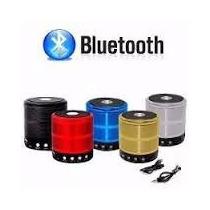 5 Mini Caixa Caixinhas Som Portátil Bluetooth Mp3 Fm Sd Usb