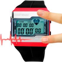 Relógio Monitor Cardíaco Mormaii Hr