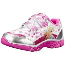 Zapatos Frozen, Princesa Sofia Y Princesas Luces Importadas