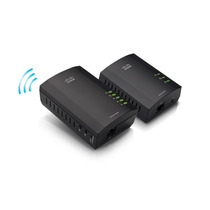 Kit Amplificador De Red Inalámbrica Linksys Plwk400