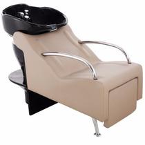 Sillon Reclinable Lavabo Shampoo Lava Cabeza Estetica Salon