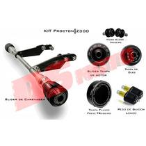 Kit Full Slider Procton Racing Kawasaki Z300 - 6 Peças